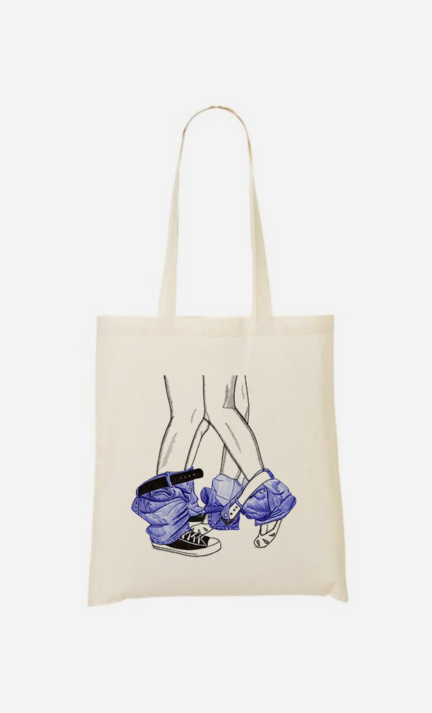 Tote Bag Bad Habit