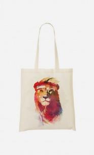 Tote Bag Gym Lion