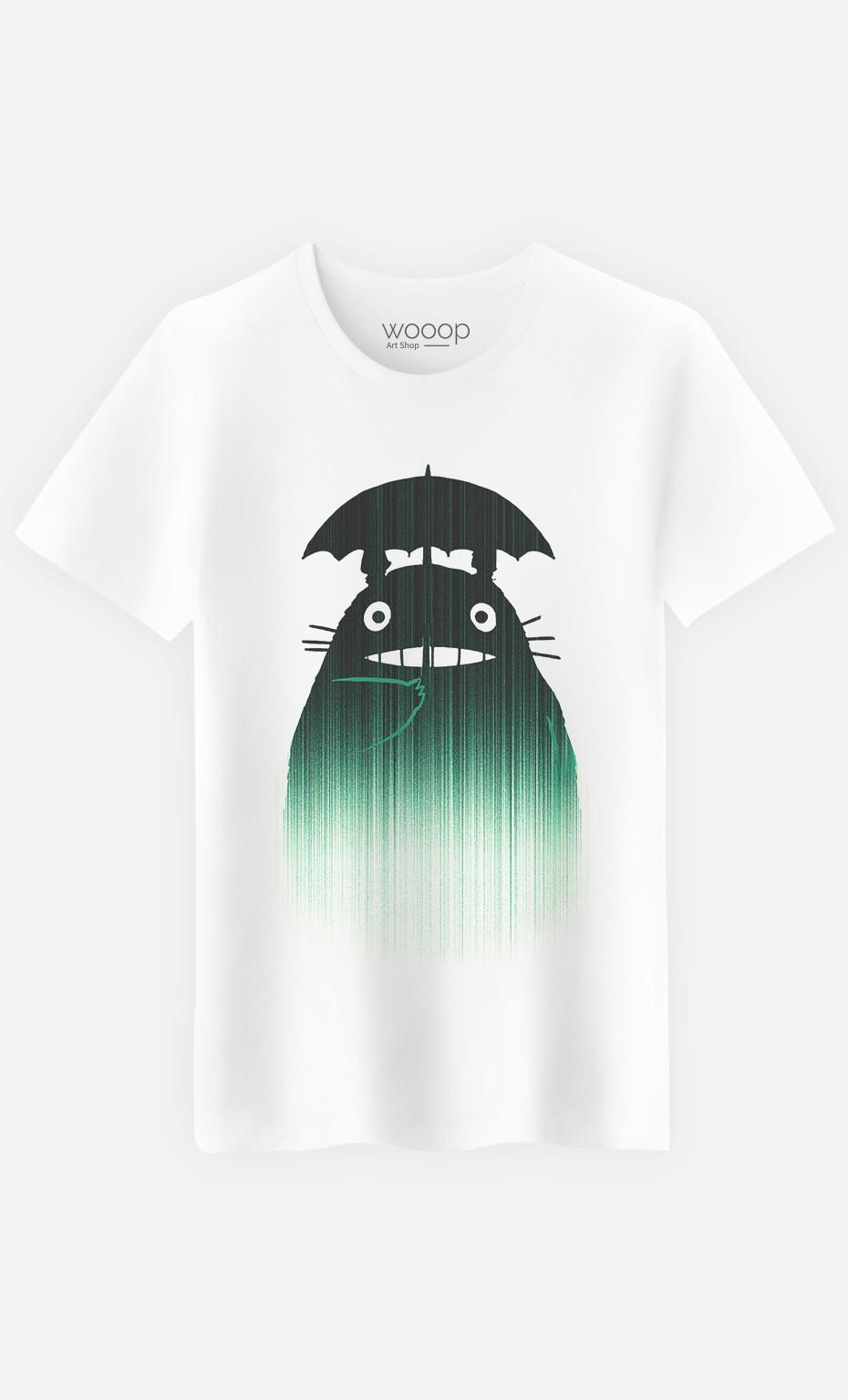 T-Shirt Under The Rain