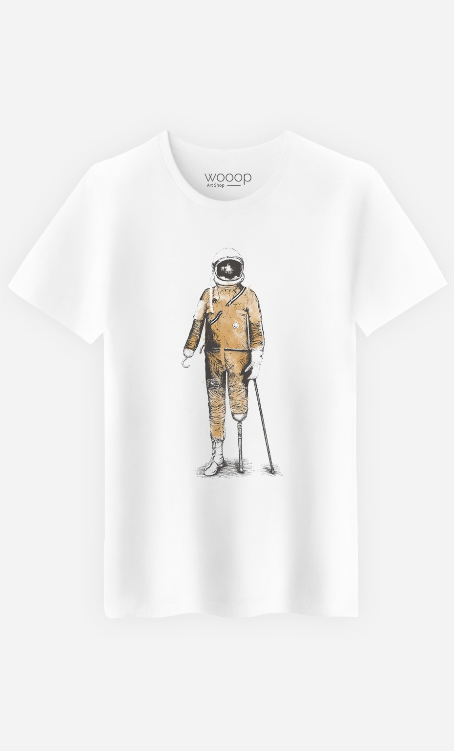 T-Shirt Homme Astropirate