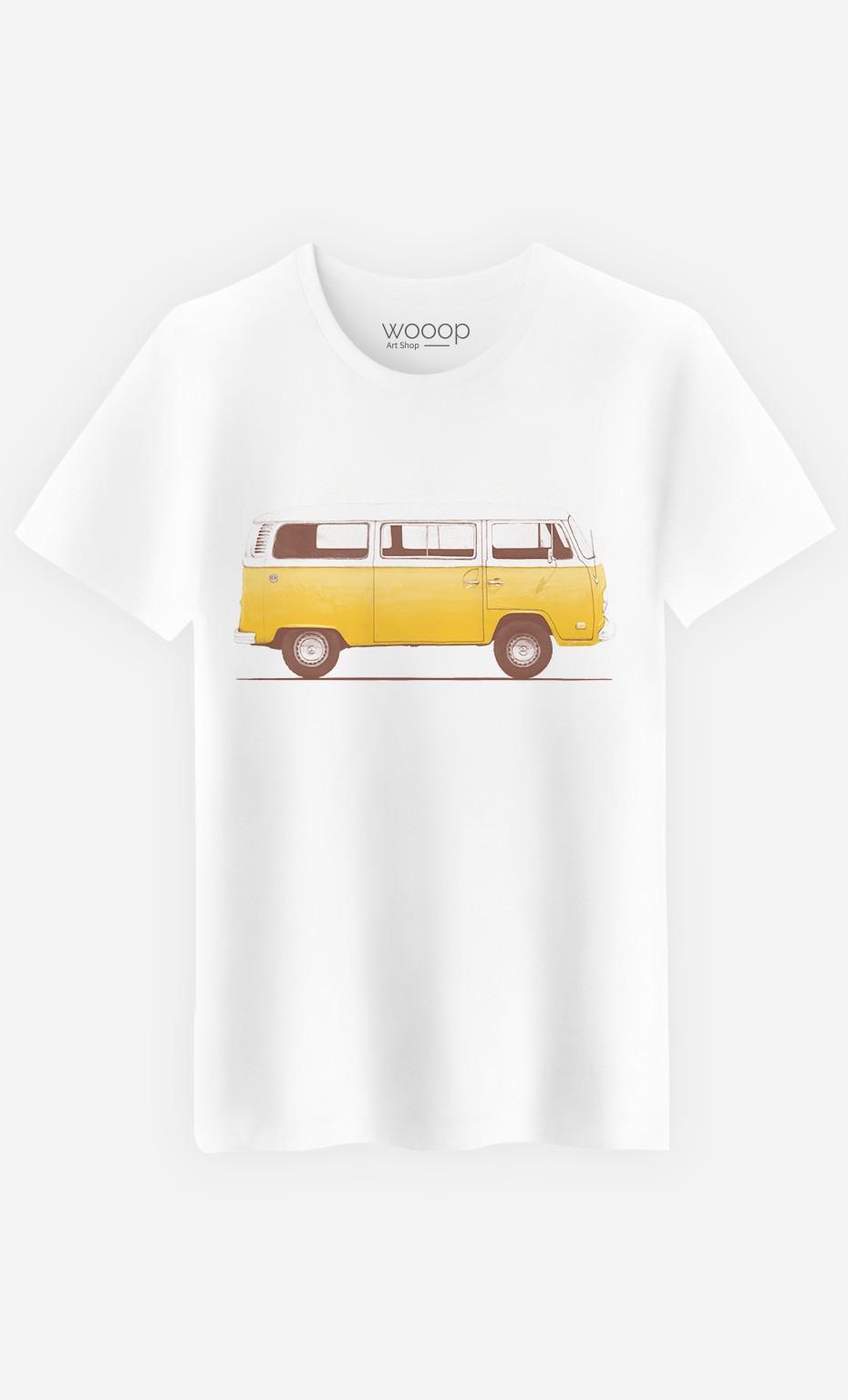 T-Shirt Homme Combi