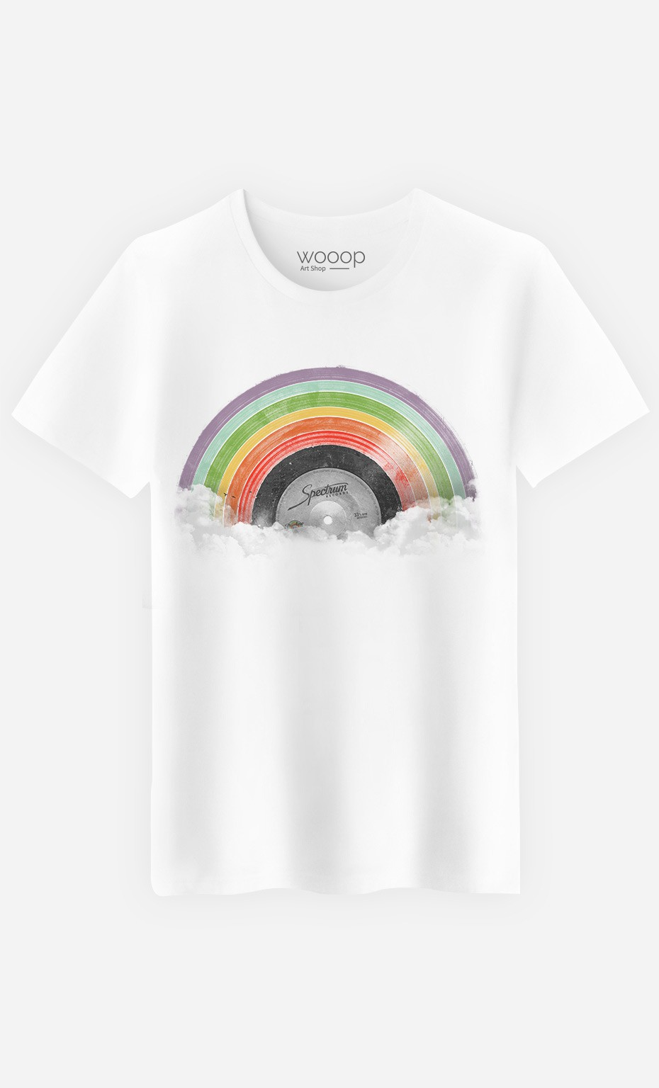 T-Shirt Homme Rainbow Classics