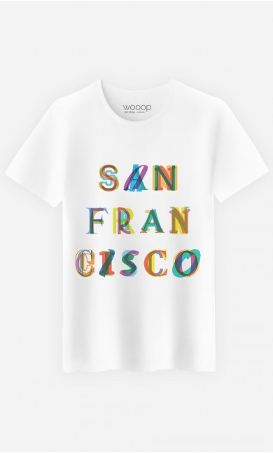 T-Shirt Homme San Francisco