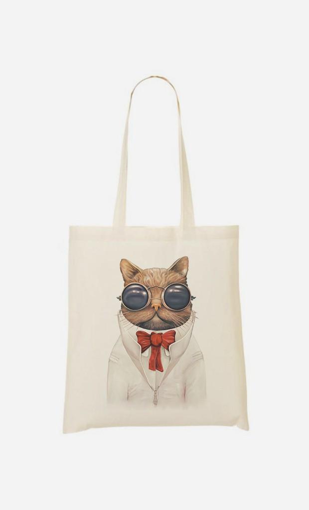 Tote Bag Astro Cat