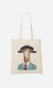 Tote Bag Goat