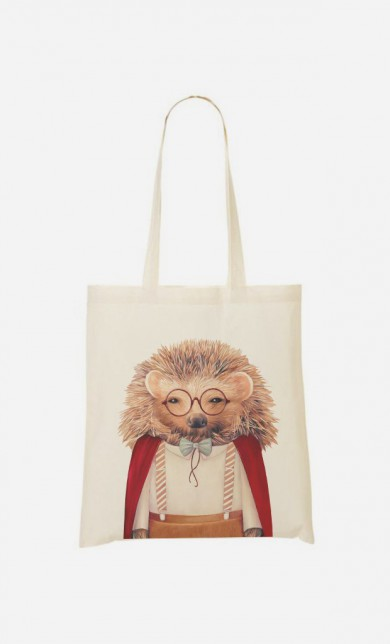 Tote Bag Hedgehog