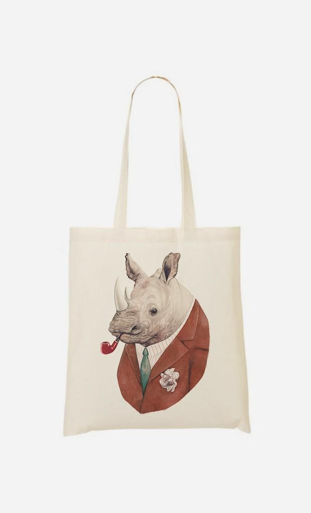 Tote Bag Rhino