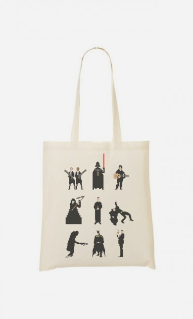 Tote Bag Men In Black