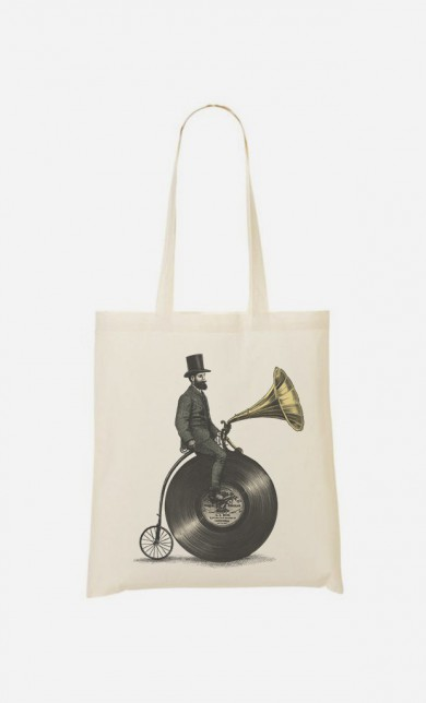 Tote Bag Music Man