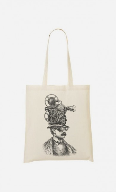 Tote Bag Projectionist