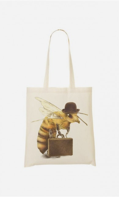 Tote Bag Worker Bee