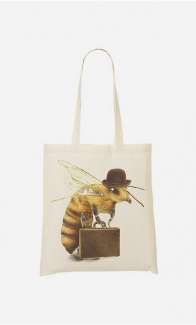 Tote Bag Worker Bee