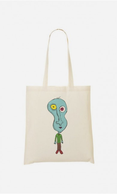 Tote Bag Empty & Confused