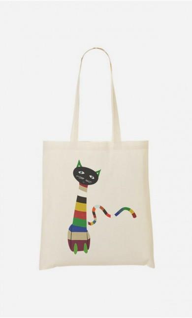 Tote Bag Gustavo Cat