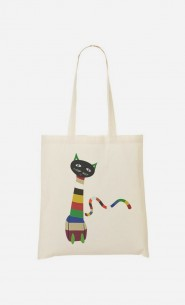 Tote Bag Gustavo Cat