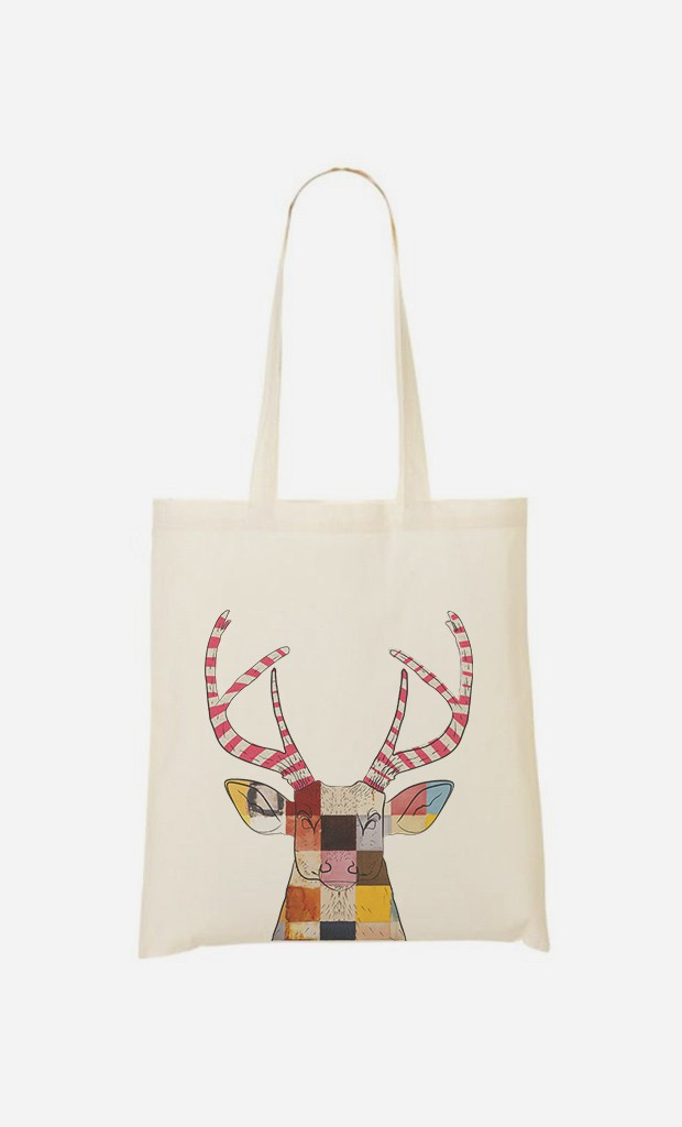 Tote Bag Oh My Deer