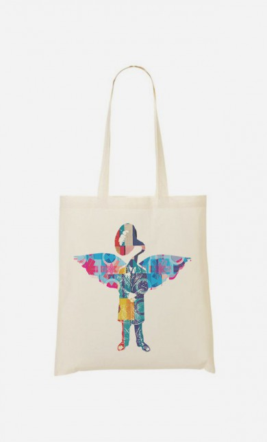 Tote Bag Whispering Wind