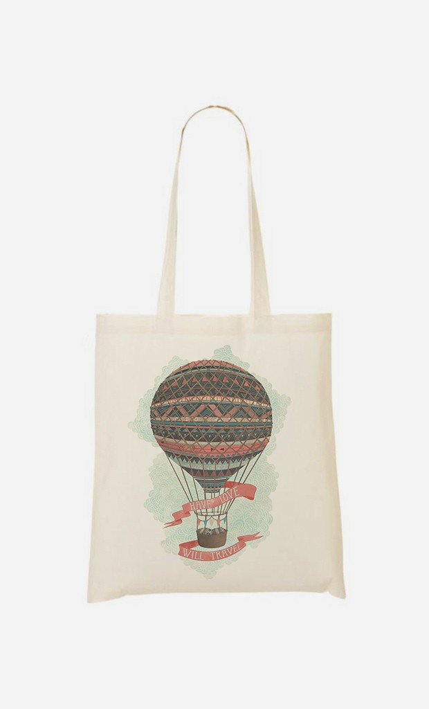 Tote Bag Balloon