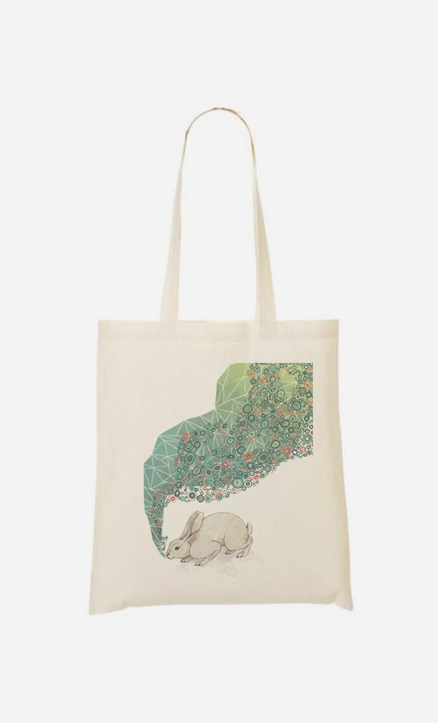 Tote Bag Bunny
