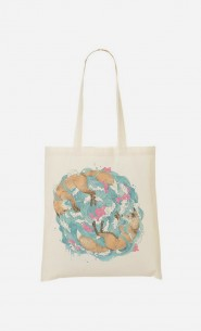 Tote Bag Cushion