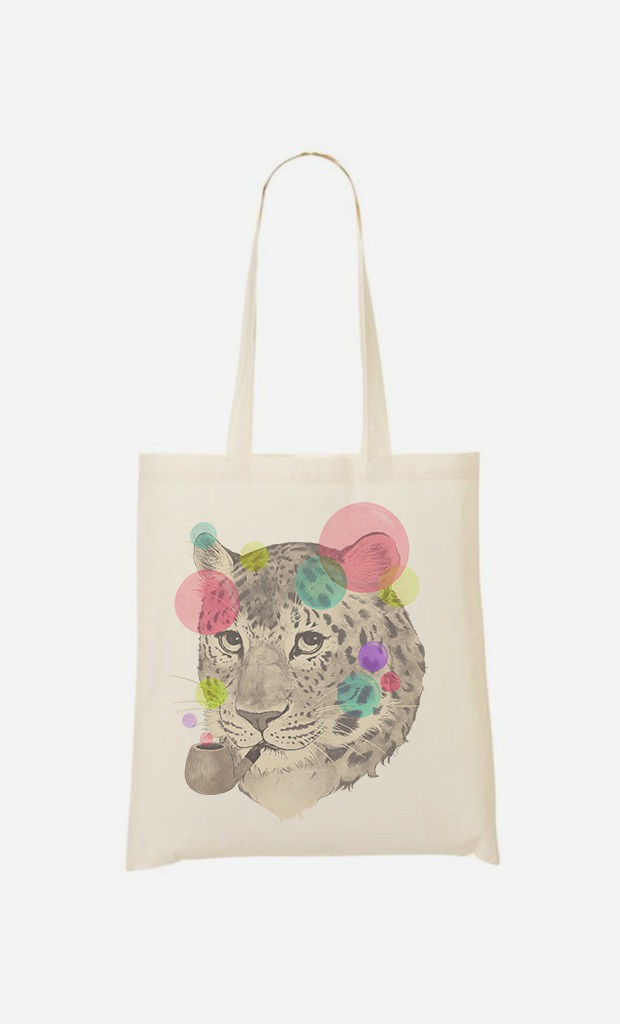 Tote Bag Leopard