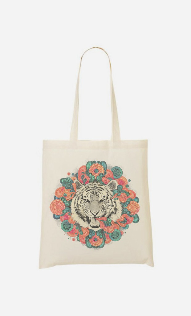 Tote Bag Tiger