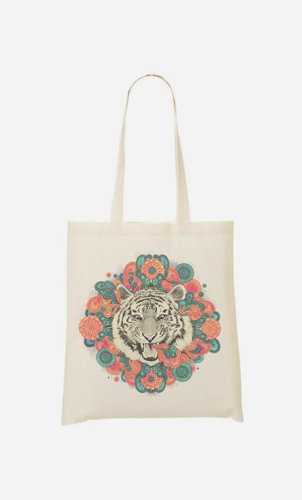 Tote Bag Tiger
