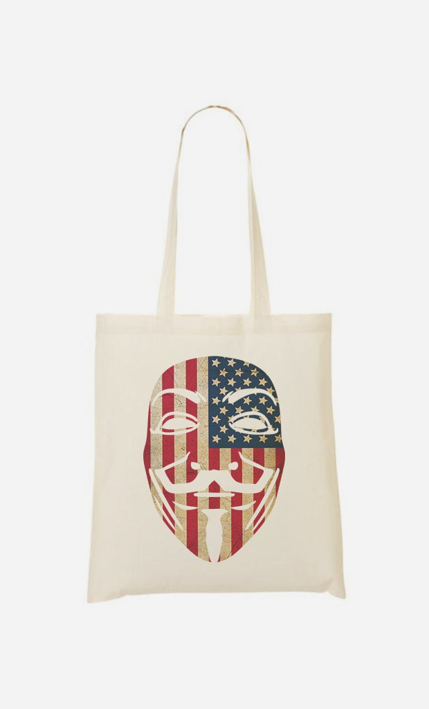 Tote Bag Anonymous