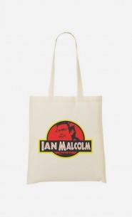 Tote Bag Ian Malcolm