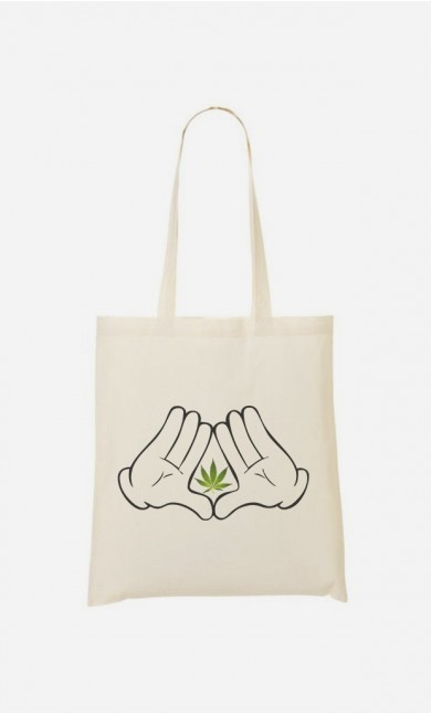 Tote Bag Only Weed