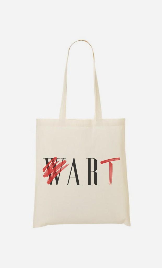 Tote Bag W Art