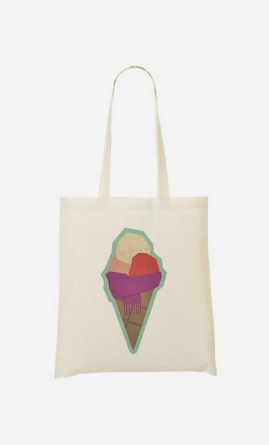 Tote Bag Ice Cream