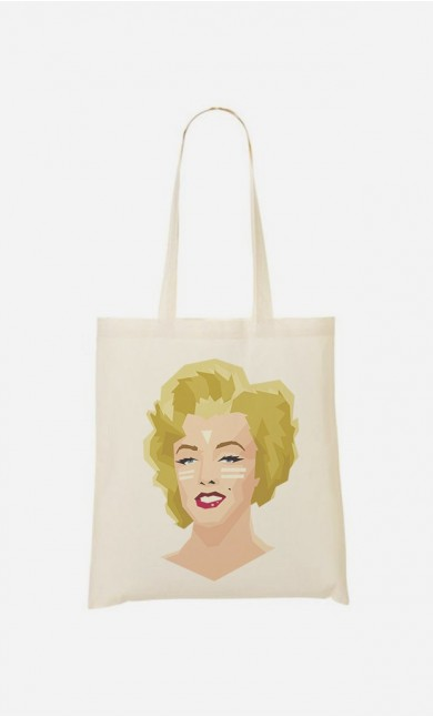 Tote Bag Marilyn
