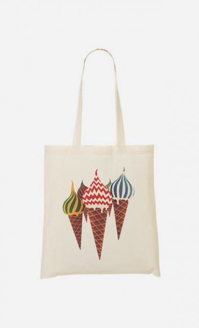 Tote Bag Moscow