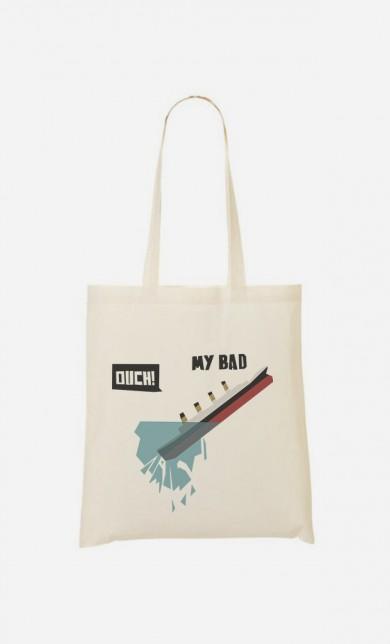 Tote Bag My Bad