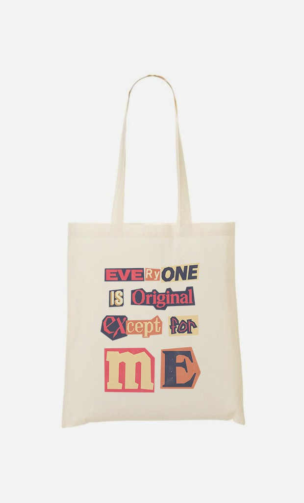 Tote Bag Everyone is Original