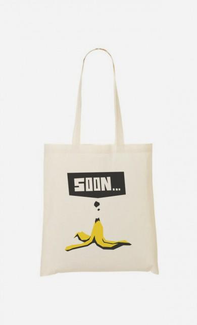 Tote Bag Soon Banana