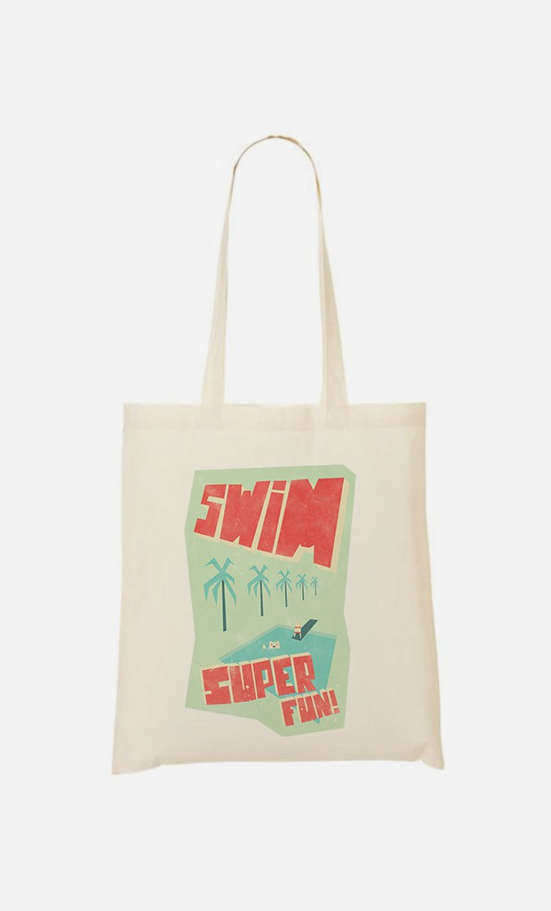 Tote Bag Swim