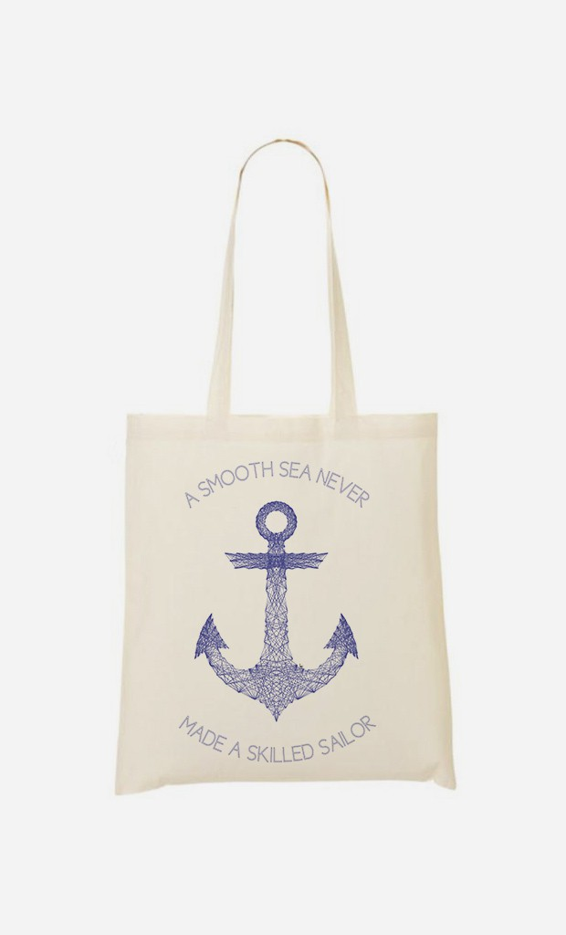 Tote Bag Smooth Sea