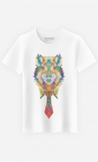 T-Shirt Homme Diamond Wolf