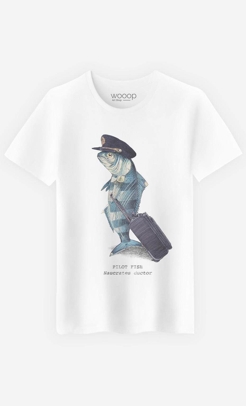 T-Shirt Homme Pilot