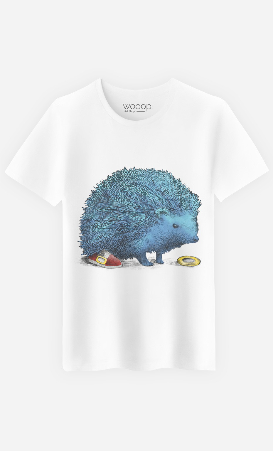 T-Shirt Homme Sonic