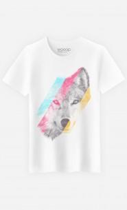 T-Shirt Homme Wild Wolf