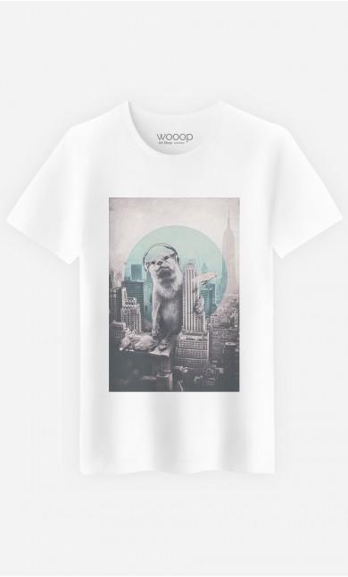 T-Shirt Homme DJ Otter