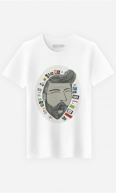 T-Shirt Homme Blabla