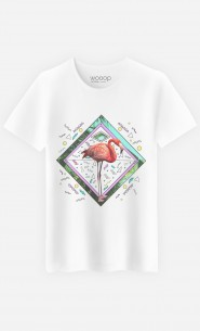 T-Shirt Homme Flamingooo
