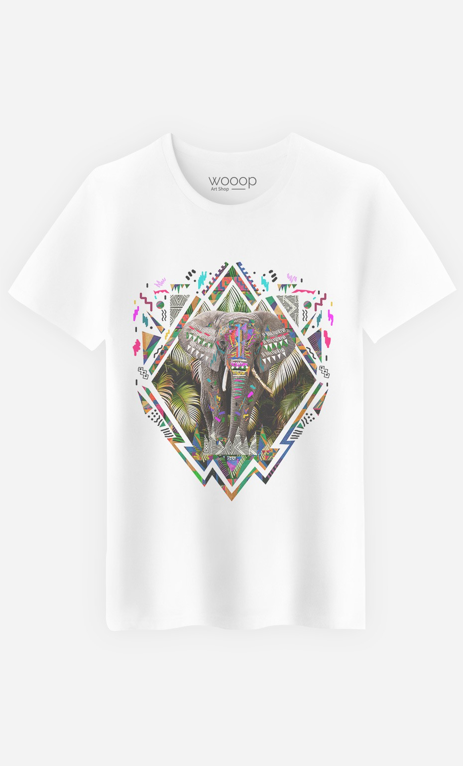 T-Shirt Homme Tembo