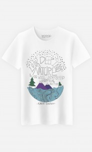 T-Shirt Homme Deep Into Nature