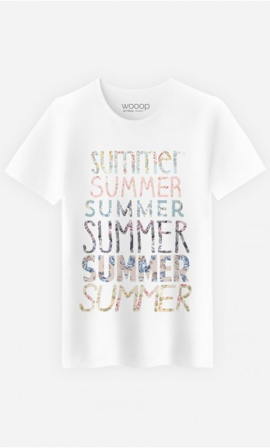 T-Shirt Homme Summer