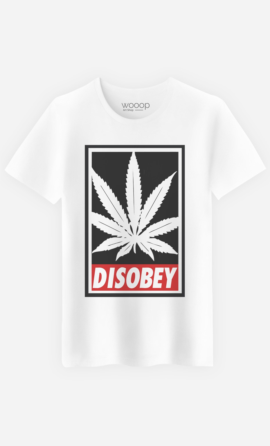 T-Shirt Homme Weed